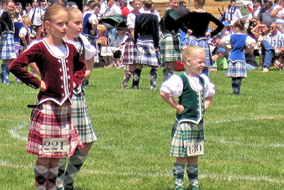 What to do on Skye, Highland Games
