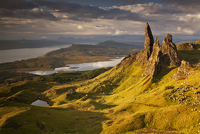 Home Farm apartments, Old Man of Storr, Isle of skye