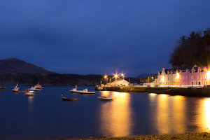 skye apartments quayside portree